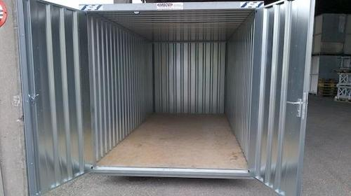 Lagercontainer 2x4 Meter