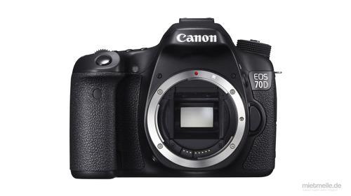 Canon EOS 70D Spiegelreflex-Kamera DSLR Body