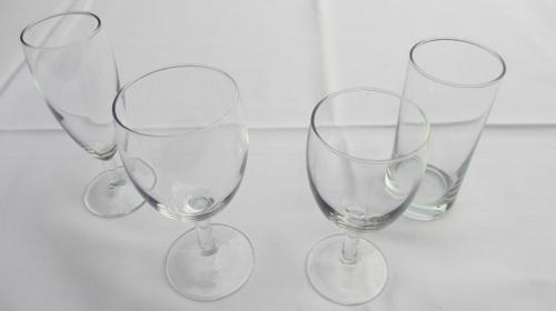 Gläser mieten / Gläser leihen