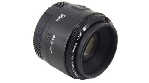 Objektiv Canon EF 50mm F/1.8