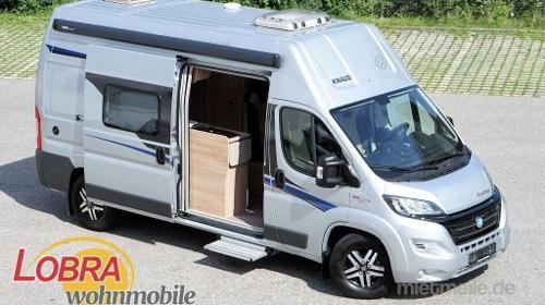 KNAUS BoxStar 600 SOLUTION, Kastenwagen mit HUBBETT, Perfekt für 4 Personen!