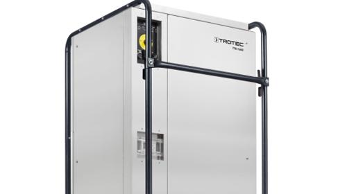 Kondenstrockner Trotec TTK 1600 (Edelstahl-Ausführung)