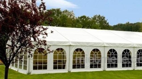 Festzelt 12 x 6 m für alle Arten von Veranstaltungen, Partyzelt, Festzelt, Eventzelt, Pagodenzelt