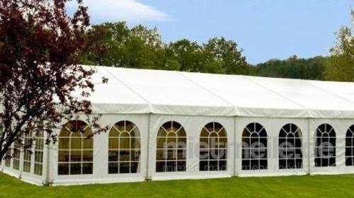 Festzelt 6 x 6m Zelt für alle Arten von Veranstaltungen, Partyzelt, Festzelt, Eventzelt, Pagodenzelt