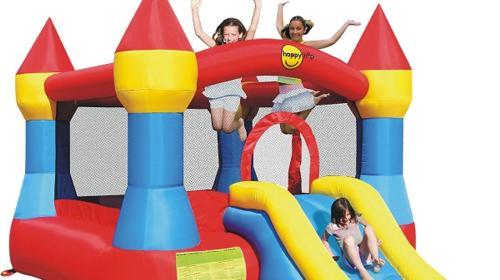 Hüpfburg Burg für bis zu 5 Kinder - mieten