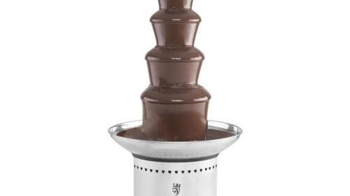 Schokoladenbrunnen mit 6 Etagen