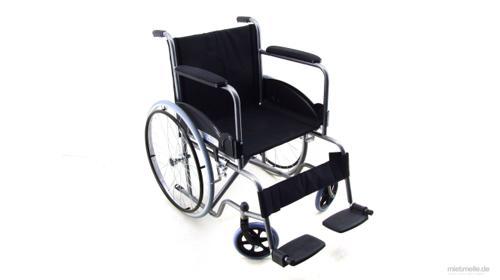 Transport-Rollstuhl Selbstantrieb
