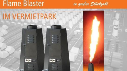 Flame Blaster bis zu 4m Höhe