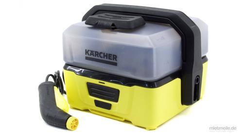 Kärcher Akku Niederdruck-Reiniger OC 3