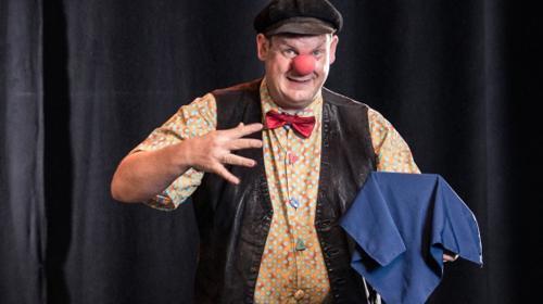 Clown Benji - Lachen, Zauber und Ballons