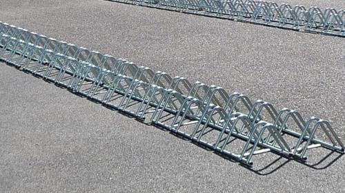 Fahrradständer Fahrradparken Ständer Fahrrad Bodenfahrradständer