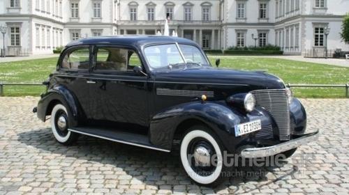 Chevrolet Master de Luxe - Bj. 1938