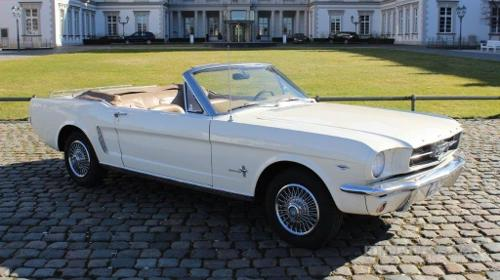 Ford Mustang Cabrio - Bj. 1965