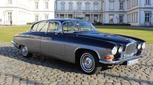 Jaguar 420 G Grand Saloon - Bj. 1968