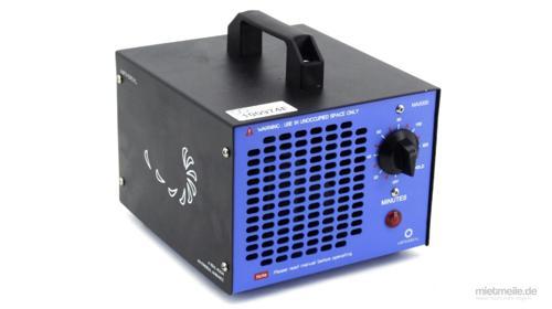 Ozon-Generator Ozon-Gerät Ionisator