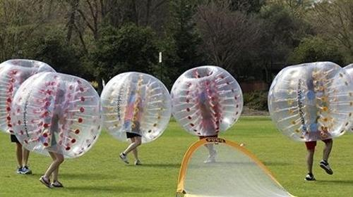 Bubble Balls mieten - Bubble Soccer - Bumperballs mieten - Bumper Balls mieten