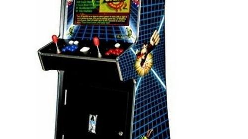 Arcade Spielautomat - Videospielautomat mieten