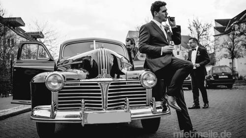 Hochzeitsauto, Oldtimer, Brautauto mieten