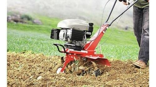 Benzin Motorfräse Bodenhacke Bodenfräse Motorhacke