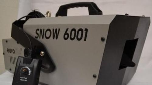 INKL.VERSAND Schneeeffekt Kanone - Mini inkl.Versand,Rückholung und 19%MwSt.