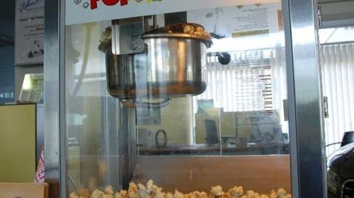 INKL. VERSAND Popcornmaschine inkl. Versand,Rückholung und 19% MwSt.