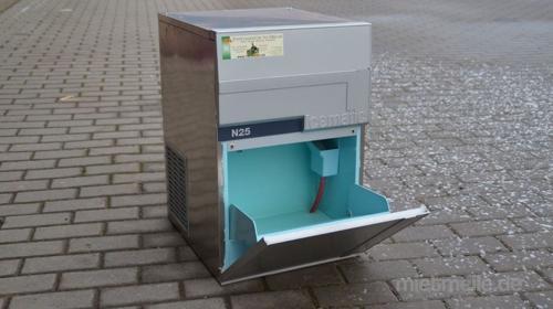 Eiswürfelbereiter / Eiswürfelmaschine, 25 kg / Tag, inkl. 19% MwSt.
