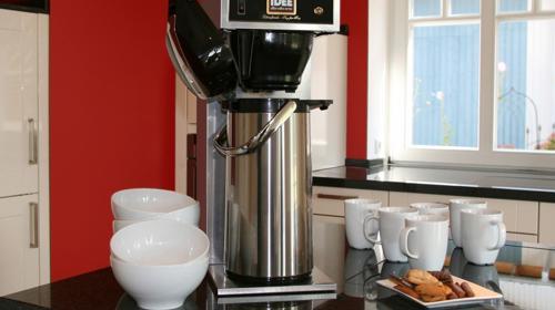 Kaffeemaschine mieten (für bis zu 90 Tassen)