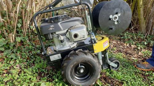Kabelverlegemaschine für Mähroboter, Drahtverlegemaschine