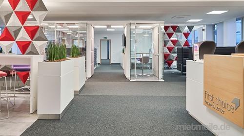 Premium-Coworking im modernen First Choice Business Center in Neuss