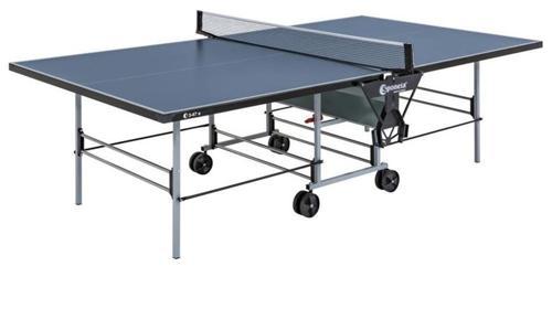 Tischtennisplatte inkl. Zubehör - Tischtennis
