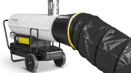 Ölheizung 50KW - Diesel - Zeltheizung - Heizgebläse