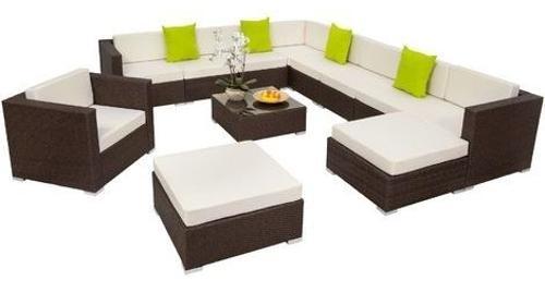 Rattan Lounge Möbel - Vario Rattan Lounge