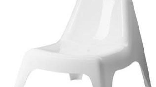 PVC Outdoor Stuhl - Loungesessel