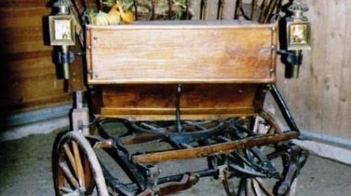 Pferdekutsche (Linzer Wagen) inkl. 19%MwSt.
