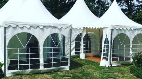 Pagodenzelte | Zelte | Partyzelte  3x3m-6x6m