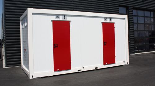 WC-Container Luxus M