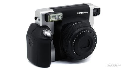 Profi Sofortbild-Kamera Polaroid Instax Wide