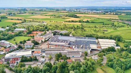 Große Büroflächen mit Pförtner und Center Management als Ansprechpartner in Markgröningen