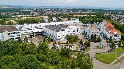 Große sanierte und renovierte Büroflächen mit Wohlfühlatmosphäre in Ludwigsburg