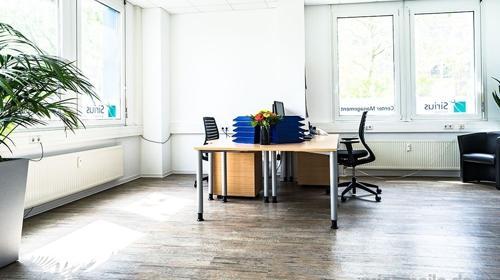 ALL-INCL.-MIETE: Renovierte Büros mit Highspeed-Internet in Potsdam