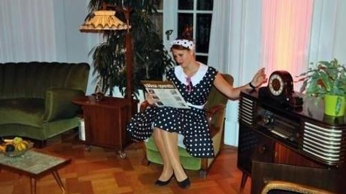 50er Jahre original Möbel, inkl.19% MwSt.