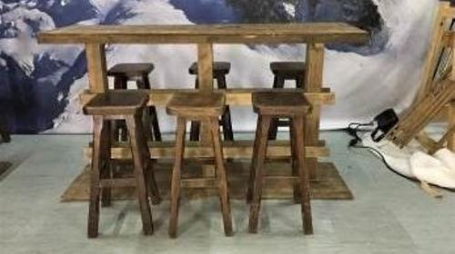 Bartheke - Tisch - Bar - Stehtisch - Stehtischtheke - Bartheke