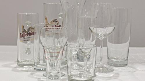 Gläser - Bierglas Sektglas Weinglas Glühnweinbecher Schnapsglas Shotglas Longdrinkglas Cocktailglas Glas