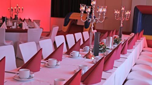 Tischdecke Tischtuch Tischwäsche aus Baumwolle 130x170m eckig inkl. Reinigung