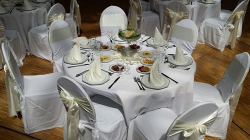 Bankettische/ Runde Tische klappbar  150cm