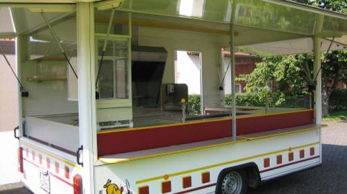 Imbisswagen Imbissanhänger Verkaufswagen An - u. Verkauf und Mieten
