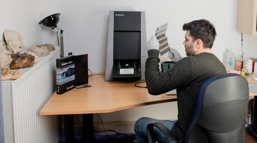 Hasselblad Flextight X1: Negativ-Scanner stundenweise mieten