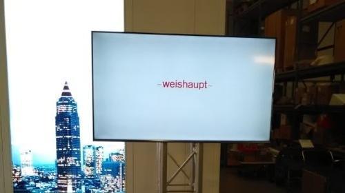 Bildschirm mit 50 Zoll, Full HD