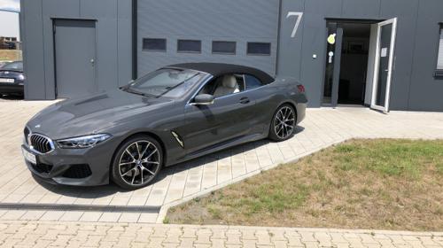 BMW M850i Cabriolet AKTION 1Tag ab 199, - Euro inkl. 150 Freikilometer