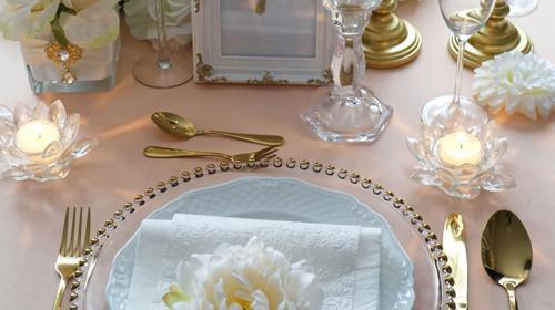 Goldenes Besteck Gold, Rosegold Hochzeit Bielefeld, Hannover Event Düsseldorf, Oberhausen